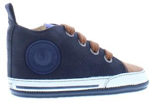 ShoesMe BP21W031-A marino cognac Jongensschoenen Booties
