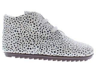 ShoesMe BP9W027-L beige Meisjesschoenen Veterschoenen
