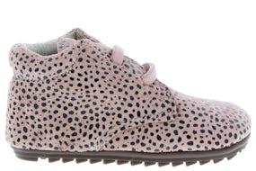 ShoesMe BP9W027-M rosa Meisjesschoenen Veterschoenen