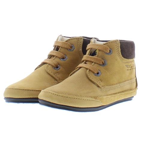 ShoesMe BP9W034-D ochre Booties Booties