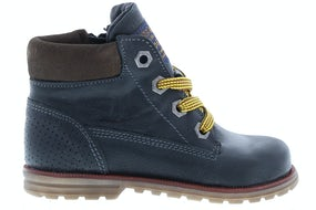 ShoesMe DE9W096-B black Jongensschoenen Booties