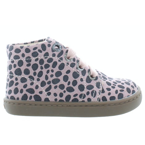 ShoesMe FL20W001-F pink dots Booties Booties