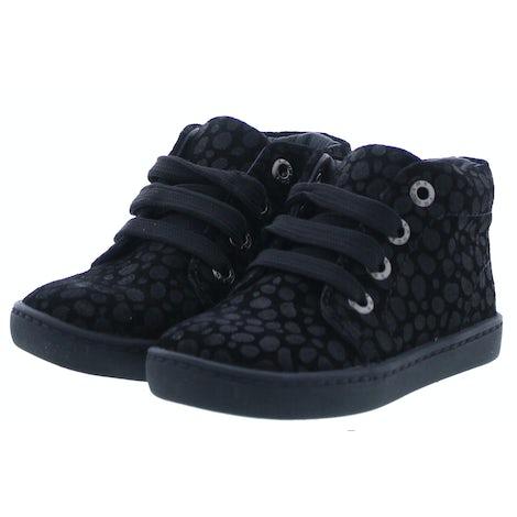 ShoesMe FL20W001-G black dots Meisjesschoenen Booties