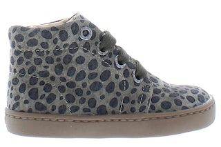 ShoesMe FL20W001-H brown dots Meisjesschoenen Booties
