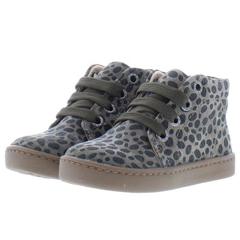 ShoesMe FL20W001-H brown dots Booties Booties