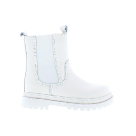 ShoesMe NT21W004-A white Booties en laarzen Booties en laarzen