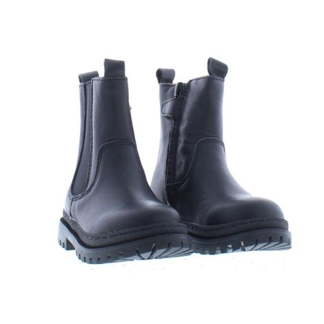 ShoesMe NT21W004-B black Booties en laarzen Booties en laarzen