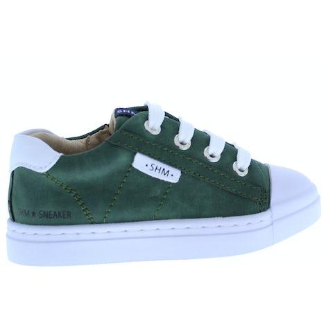 ShoesMe SH21S001-F dark green Sneakers Sneakers