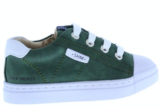 ShoesMe SH21S001-F dark green Jongensschoenen Sneakers
