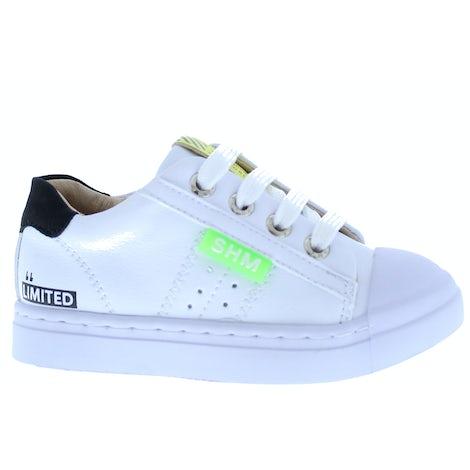 ShoesMe SH21S015-B white black Sneakers Sneakers