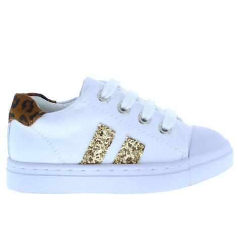ShoesMe SH21S021-A white gold Sneakers Sneakers