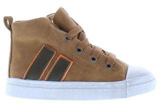 ShoesMe SH21W023-B cognac Jongensschoenen Booties