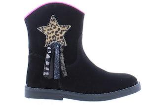 ShoesMe SI21W082-A black Meisjesschoenen Booties en laarzen