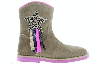 ShoesMe SI21W082-B cognac Meisjesschoenen Booties en laarzen