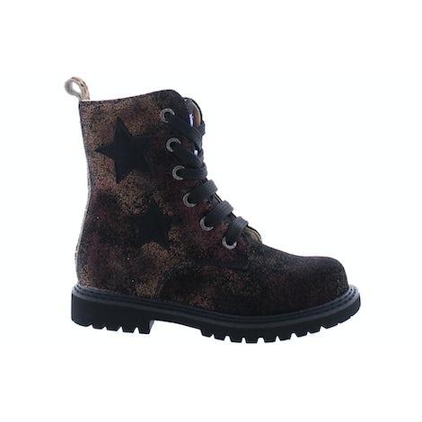 ShoesMe TC20W060-D bronze purple Booties Booties