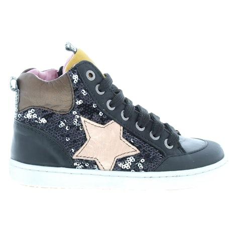 ShoesMe UR20W042-A black Booties Booties