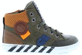 ShoesMe UR20W044-A green Jongensschoenen Booties