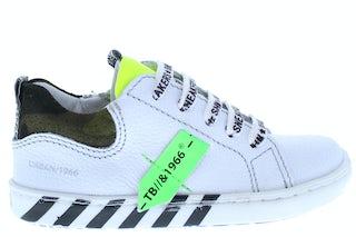 ShoesMe UR21S017-A white Jongensschoenen Sneakers