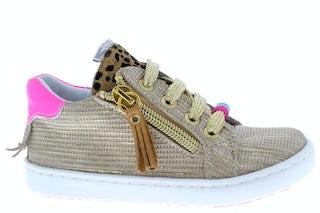 ShoesMe UR21S051-B rosse gold Meisjesschoenen Sneakers