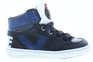ShoesMe UR21W047-C black blue Jongensschoenen Booties