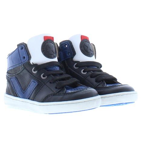 ShoesMe UR21W047-C black blue Booties Booties