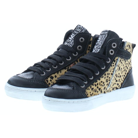 ShoesMe VU20W065-A black brown Booties Booties