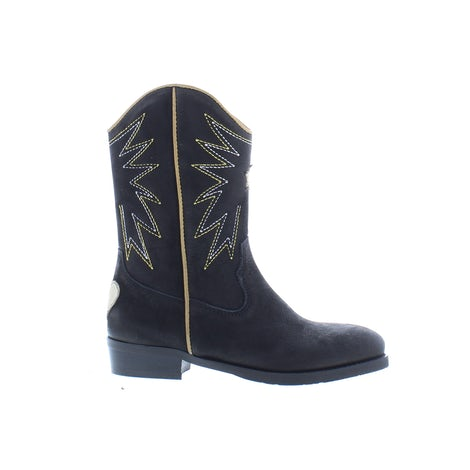 ShoesMe WT21W115-A black Booties en laarzen Booties en laarzen