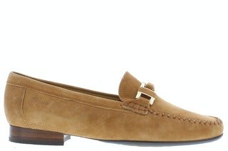 Sioux Cambria 66083 almond Damesschoenen Mocassins