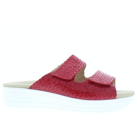 Solidus Greta 48016 G 50040 red Slippers Slippers