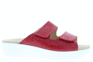 Solidus Greta 48016 G 50040 red Damesschoenen Slippers