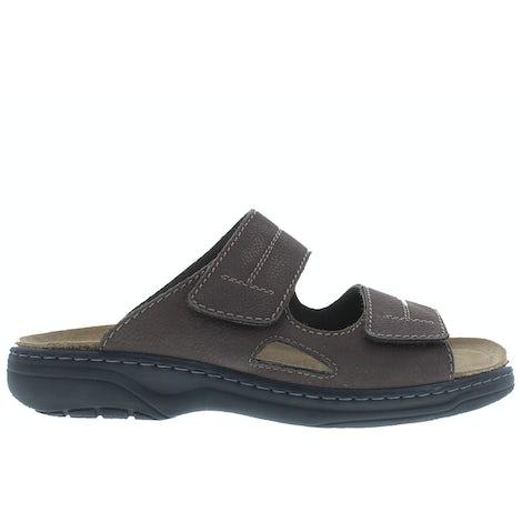 Solidus Natura 78063 H 30221 dark bro Slippers Slippers