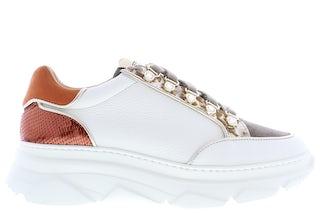 Stokton 424-D var. orange Damesschoenen Sneakers