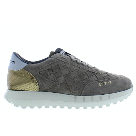 Stokton Vintage D taupe Sneakers Sneakers