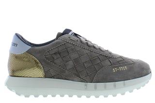 Stokton Vintage D taupe Damesschoenen Sneakers