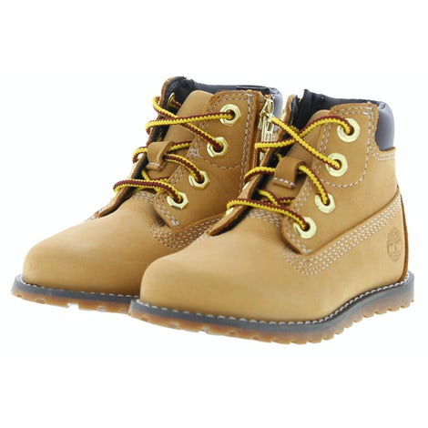 Timberland A125Q wheat Booties Booties