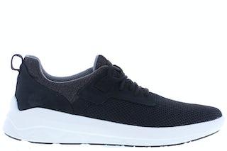 Timberland Bradstreet ultra sport ox A2h8 black knit Herenschoenen Sneakers