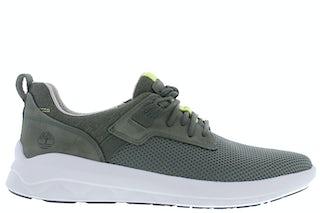 Timberland Bradstreet ultra sport ox A2qa dark green knit Herenschoenen Sneakers
