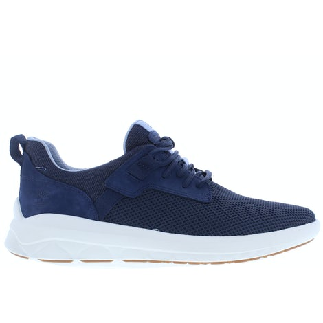 Timberland Bradstreet ultra sport ox A2qa navy knit Sneakers Sneakers