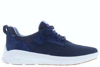 Timberland Bradstreet ultra sport ox A2qa navy knit Herenschoenen Sneakers