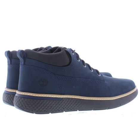 Timberland cross mark chukka navy nubuck Boots Boots