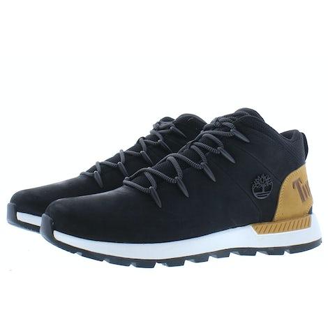 Timberland sprint trekker mid jet black Boots Boots
