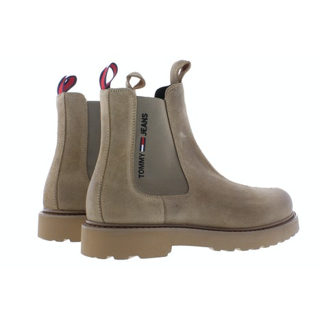 Tommy Hilfiger Chelsea boot GVG cracked eart Boots Boots