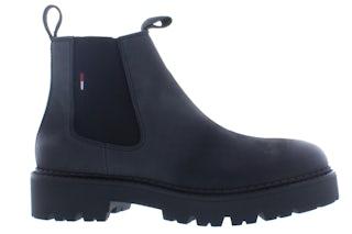 Tommy Hilfiger Chunky chelsea boot 0IO dark ash Herenschoenen Boots