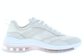 Tommy Hilfiger City air runner AF2 white dove Damesschoenen Sneakers