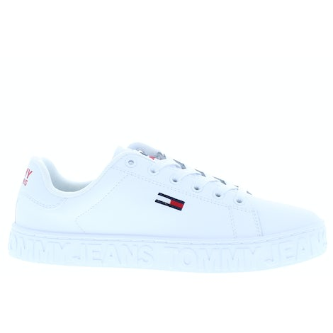 Tommy Hilfiger Cool tommy jeans sneaker YBR white Sneakers Sneakers