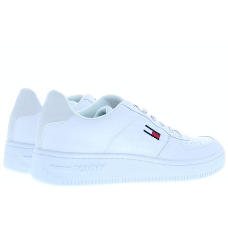 Tommy Hilfiger Cupsole sneaker flash it YBR white Sneakers Sneakers