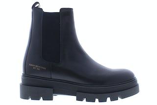 Tommy Hilfiger Monochromatic chelsea boot BDS black Damesschoenen Booties