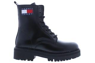 Tommy Hilfiger Urban tommy jeans boot BDS black Damesschoenen Booties