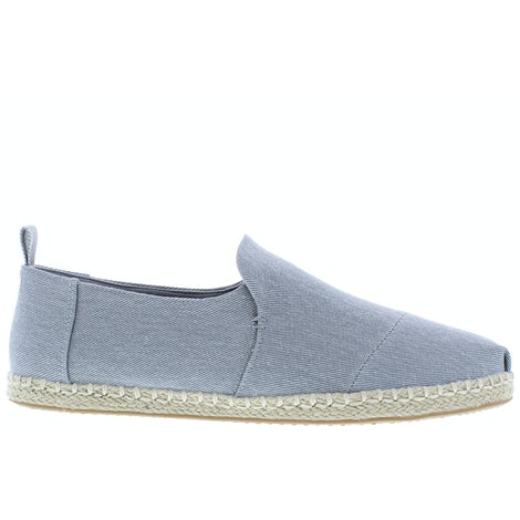 Toms Alpargata 10016279 Grey Espadrilles Espadrilles