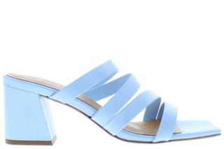 Toral 12672 celeste Damesschoenen Slippers